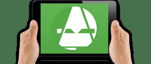 Imagen de aplicaciones android e iOS