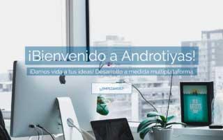 Blog Banner presentacion de nuestra nueva página web
