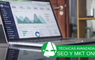 SEO Web y desarrollo a medida del Marketing Online
