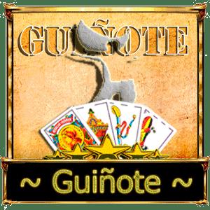 Guinote Icono de aplicacion multiplataforma