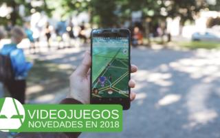 BLOG imagen de videojuegos y novedades en 2018