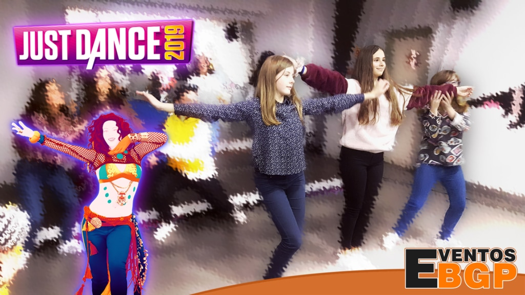 Eventos BGP en Irún con Just Dance 2019
