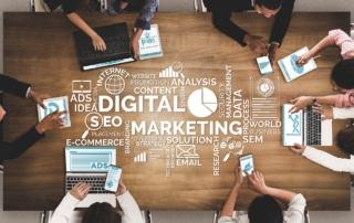 Marketing Digital, Agencia de contenidos y diseño web