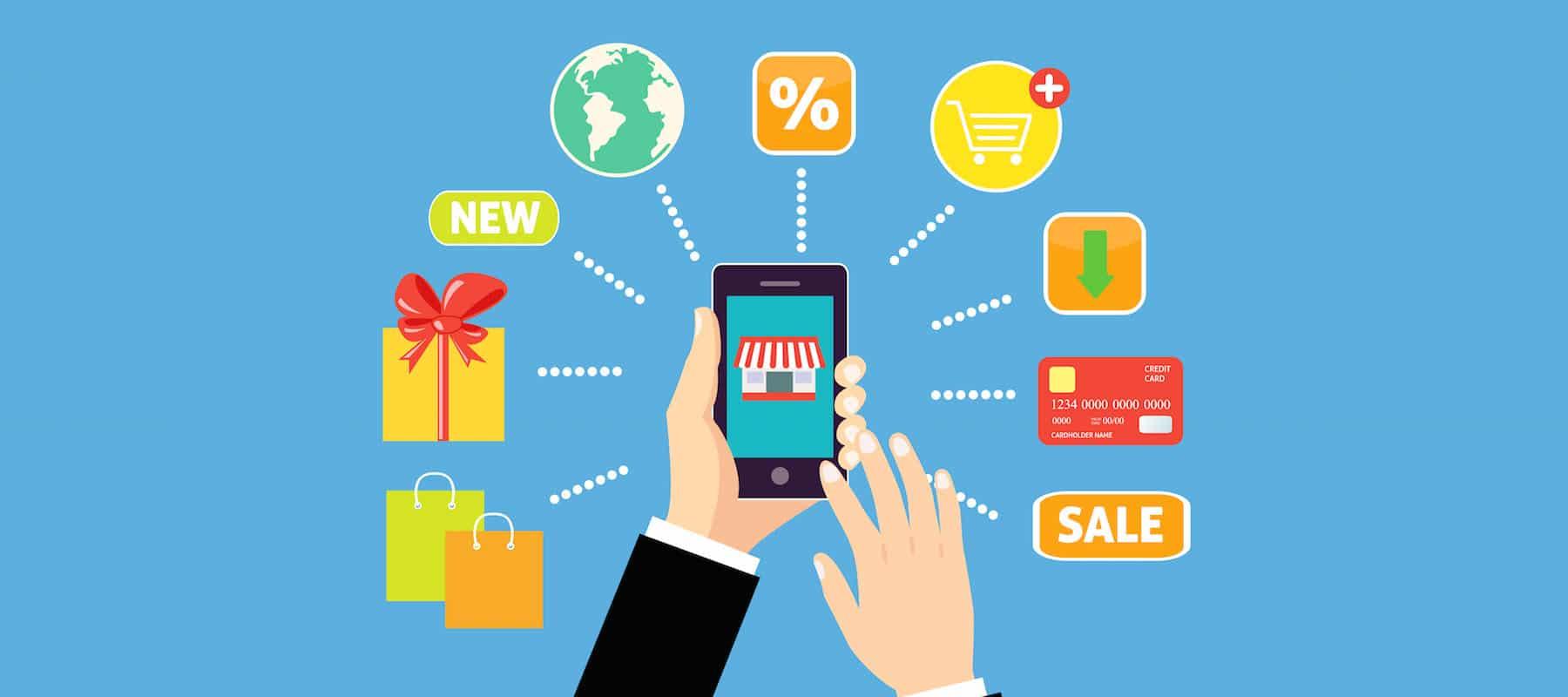 Tienda ONLINE con diseño web de eCommerce fácil