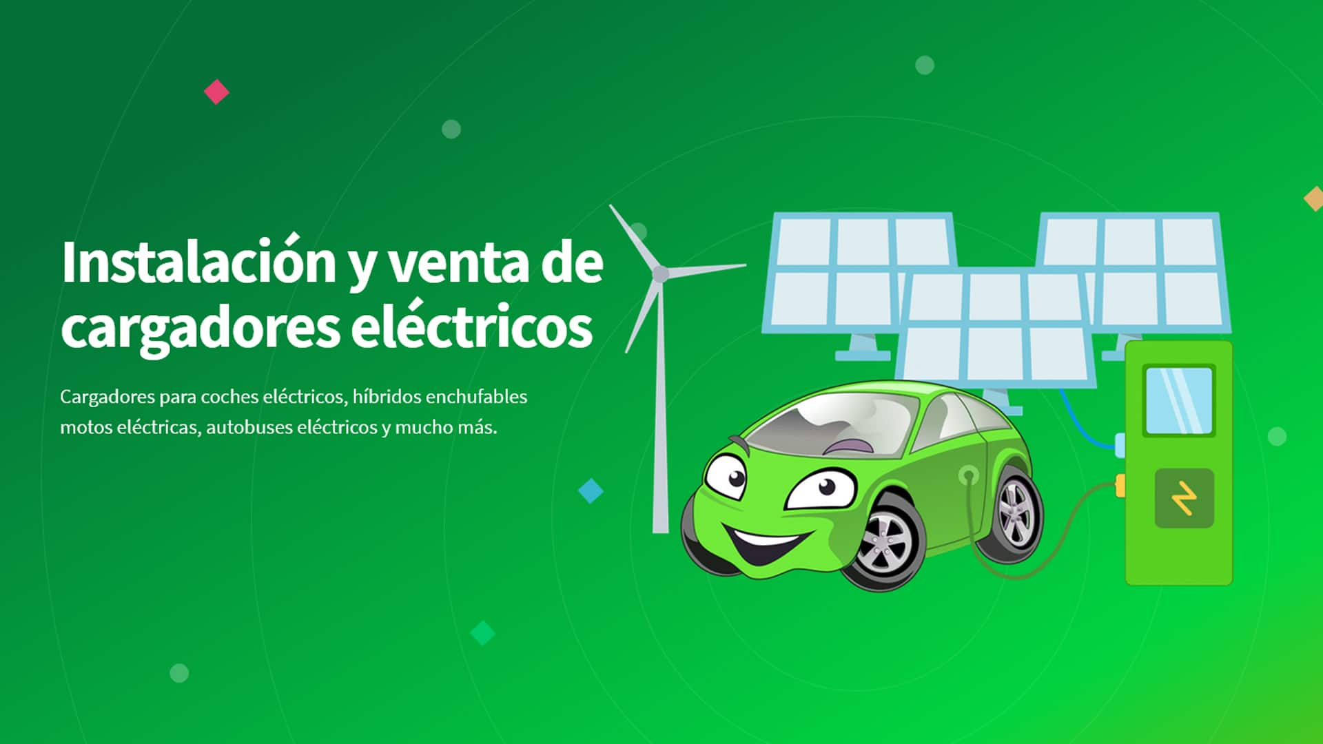 Fymecar empresa de montaje de cargador de coche eléctrico