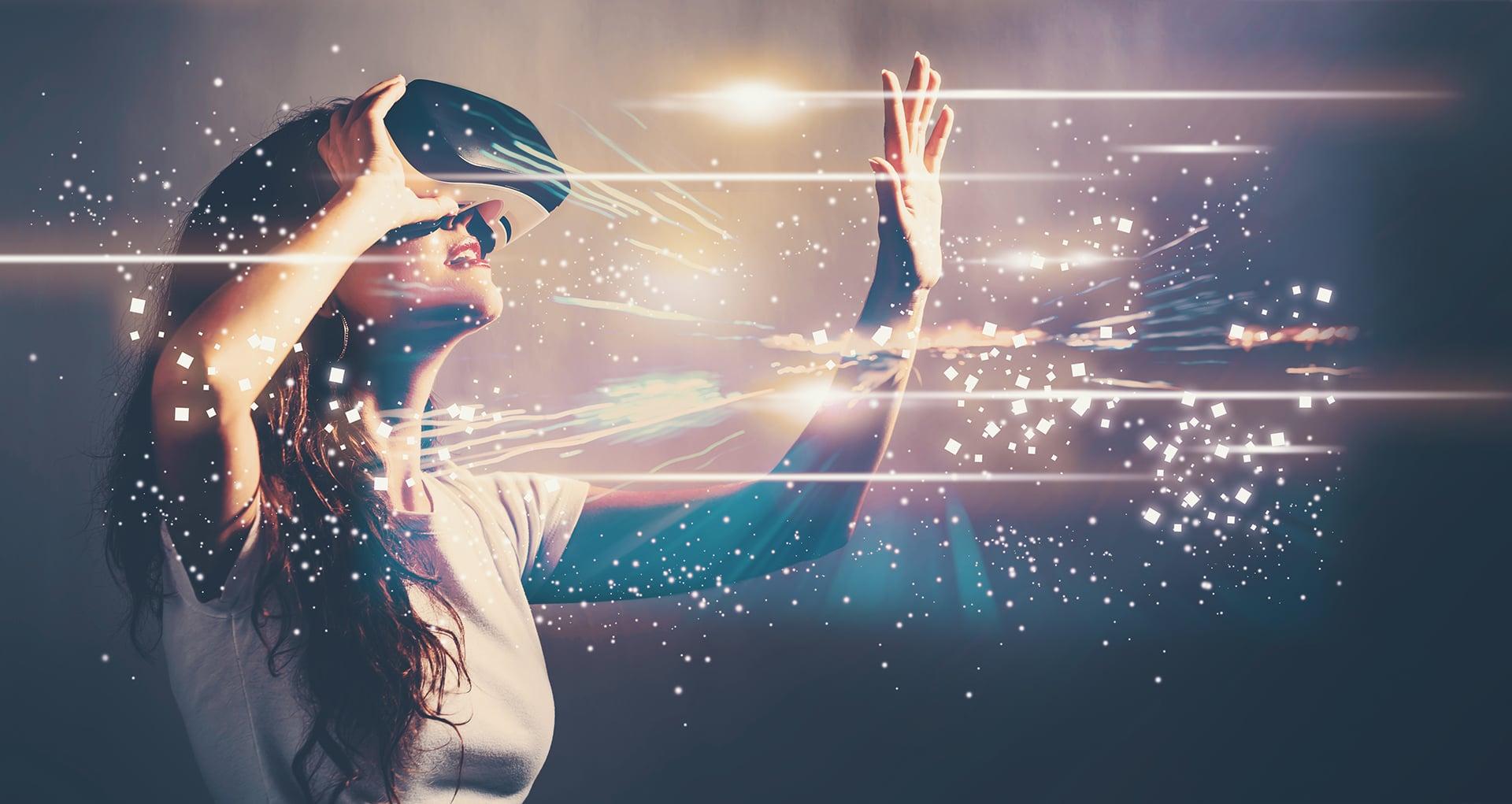 Con Unity podrás desarrollar videojuegos para realidad virtual